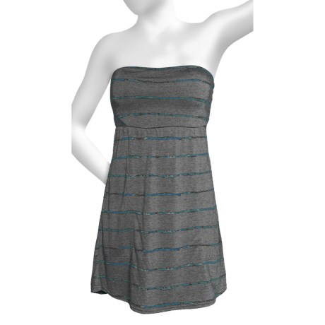 Hurley Featherweights Dress - Strapless (For Women)