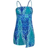 Hurley Naiad Tank Dress - Spaghetti Straps (For Women)