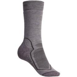 Icebreaker Hike+ Socks - Merino Wool, Crew (For Women)