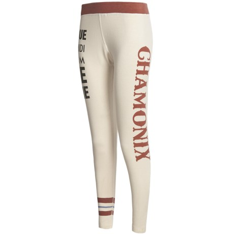 Neve Chamonix Pants - Merino Wool and Silk (For Women)