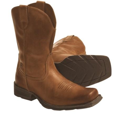 Ariat Rambler Cowboy Boots - Square Toe (For Men)
