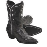 Ariat Side Saddle Punchy Western Boots (For Women)