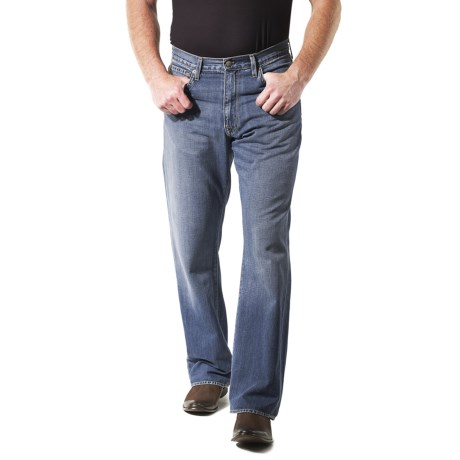 Agave Denim Waterman Sebastopol Supima® Jeans - Relaxed Fit (For Men)