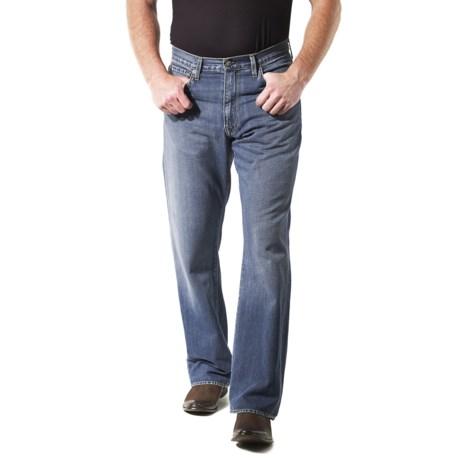 Agave Denim Waterman Sebastopol Supima® Jeans - Relaxed Fit (For Men)