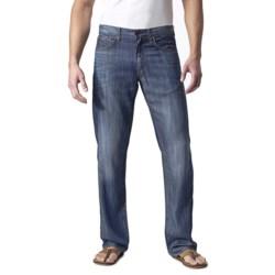 Agave Denim Gringo Fan Shell Stripe Jeans - Classic Fit (For Men)