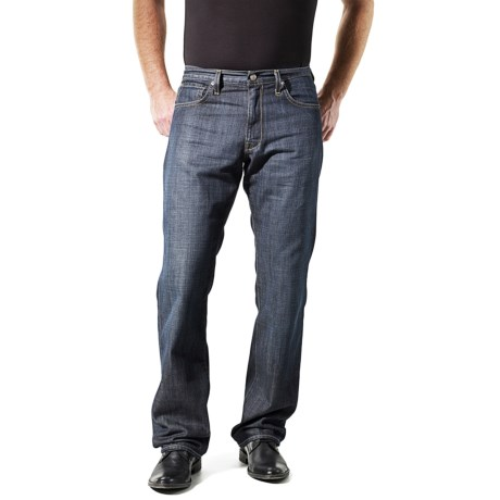 Agave Denim Gringo Sand Dollar Classic Fit Jeans - Supima® Cotton (For Men)