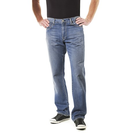 Agave Denim Gringo Sebastopol Supima® Jeans - Classic Fit (For Men)