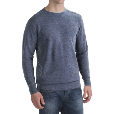 Agave Denim Malibu Top - Crew Neck, Long Sleeve (For Men)
