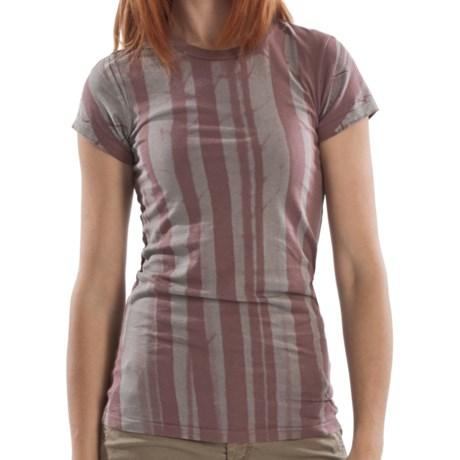 Gramicci William Cathcart Art T-Shirt - Organic Cotton, Short Sleeve (For Women)