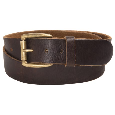 Bill Adler Augusta Belt - Washed Leather (For Men)