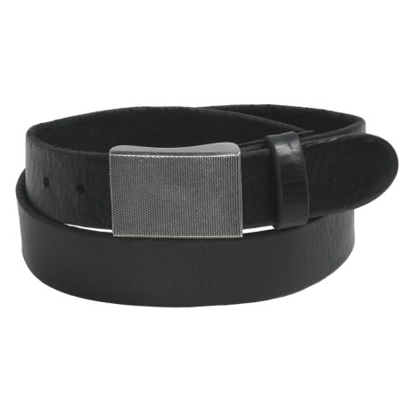 Bill Adler Tacoma Belt - Leather (For Men)