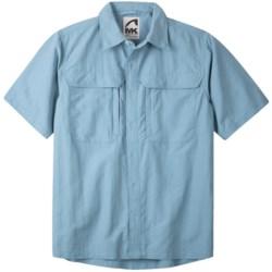 Mountain Khakis Granite Creek Shirt - UPF 50+, Peached Nylon, Short Sleeve (For Men)