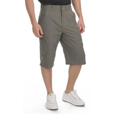 ExOfficio Roughian Cargo Skim'r Shorts - UPF 50+ (For Men)