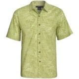 ExOfficio Next-To-Nothing Kelp Shirt - Short Sleeve (For Men)