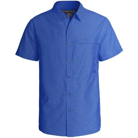 ExOfficio Tripr Shirt - UPF 30, Short Sleeve (For Men)