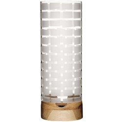Sagaform Candle Lantern - Frosted Glass