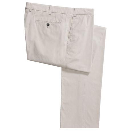 Hiltl Hartford Microfiber Pants (For Men)