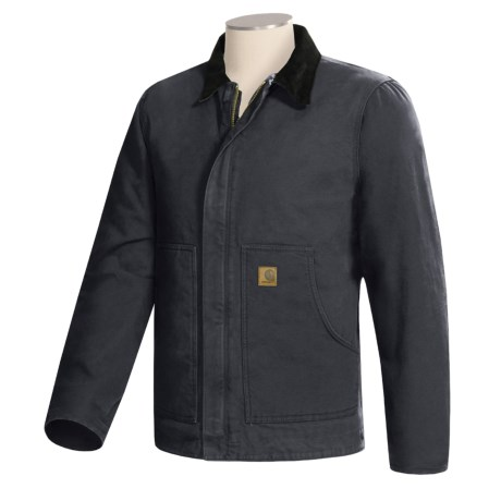 Carhartt Sandstone Dearborn Jacket (For Tall Men)