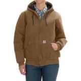 Carhartt Active Hooded Coat - Windproof (For Women)