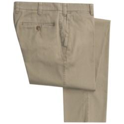 Hiltl Dylan Slim Chino Pants (For Men)