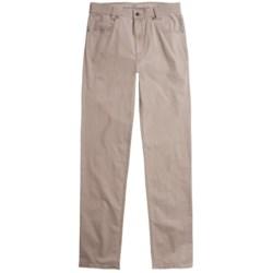 Hiltl John Inch Pants - Stretch Cotton (For Men)