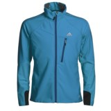 Adidas Outdoor Terrex Hybrid Soft Shell Jacket - Windstopper® (For Men)