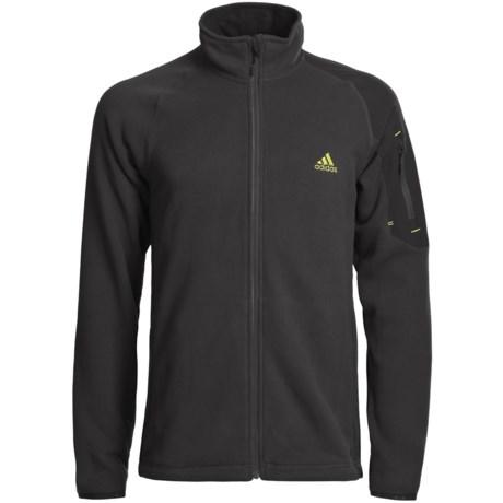 Adidas Outdoor Terrex Swift Jacket - Rib Fleece (For Men)