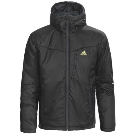 Adidas Outdoor Terrex Swift Primaloft® Hooded Jacket - Insulated (For Men)