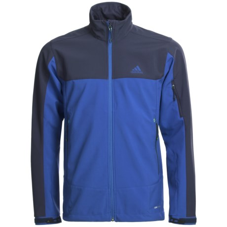 Adidas Outdoor Hiking Jacket - Soft Shell (For Men)