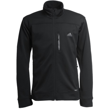 Adidas Outdoor Hiking 1 Side Climawarm Fleece Jacket (For Men)