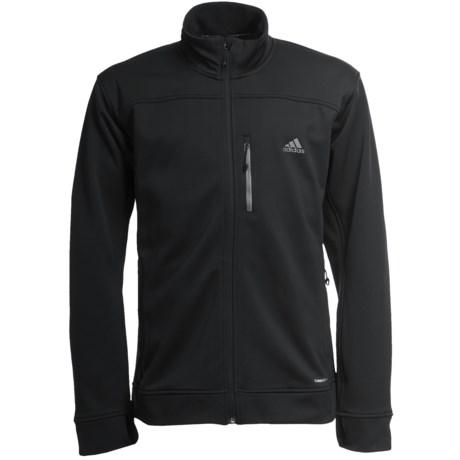 Adidas Outdoor Hiking 1 Side Climawarm Fleece Jacket (For Men)