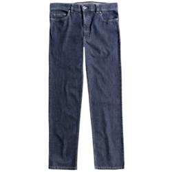 Hiltl John Inch Classic Denim Jeans - 5-Pocket (For Men)