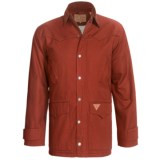 Powder River Rancher Canvas Coat with Berber Lining  (For Men)