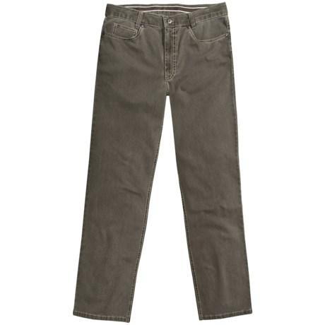 Hiltl John Inch Jeans - Vintage Stretch Cotton (For Men)