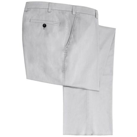 Hiltl Napa Stretch Twill Pants - Cotton-Lyocell (For Men)