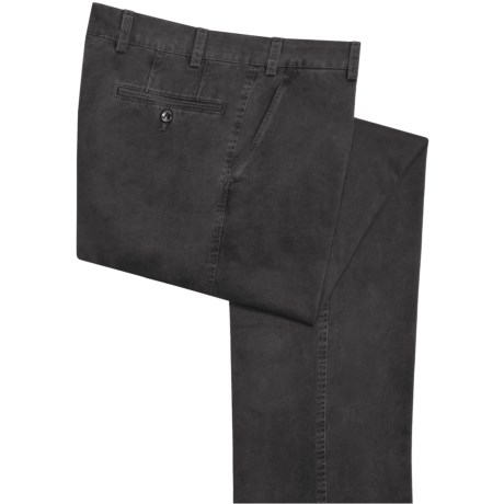 Hiltl Napa Pants - Fade Out Twill (For Men)