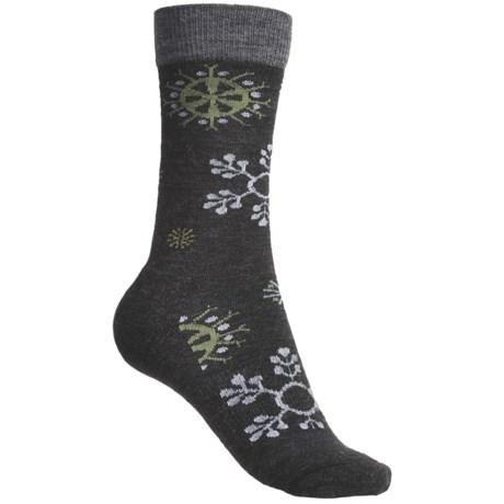 SmartWool Snow Day Socks - Merino Wool (For Women)