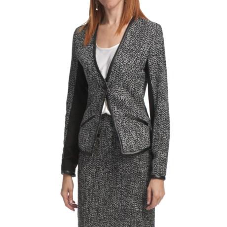 Amanda + Chelsea Boucle Jacket (For Women)