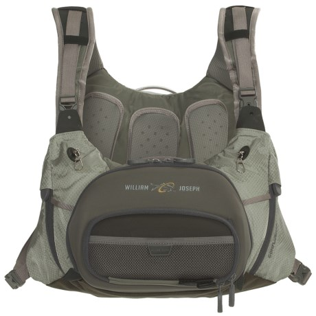 William Joseph Confluence Chest Pack
