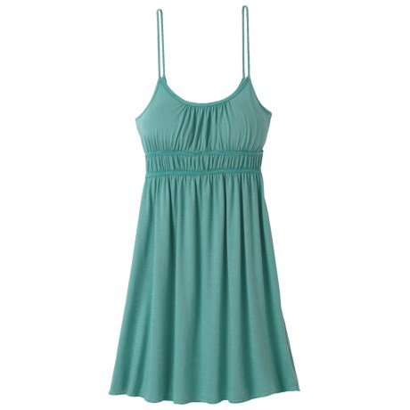 prAna Harlow Sundress - Cotton Jersey, Spaghetti Strap (For Women)