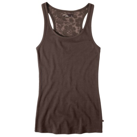 prAna Tempest Tank Top - Stretch Organic Cotton, Racerback (For Women)