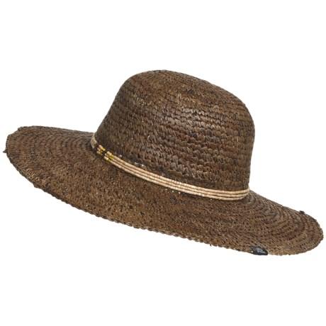 prAna Mindy Sun Hat - Straw (For Women)