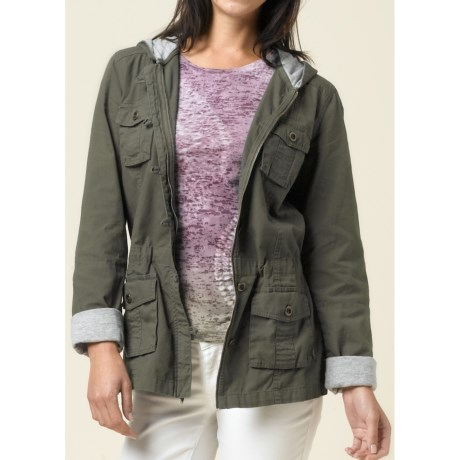 prAna Sahara Jacket - Cotton Canvas (For Women)