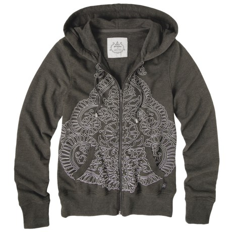prAna Mandie Hoodie Sweatshirt - Zip (For Women)
