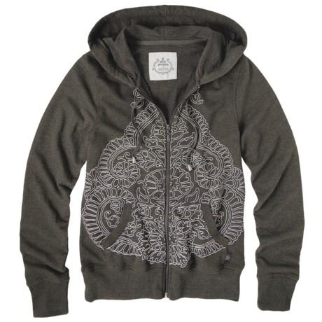prAna Mandie Hoodie Sweatshirt - Zip (For Women)