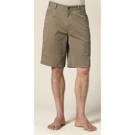prAna Otto Shorts - Stretch Cotton (For Men)