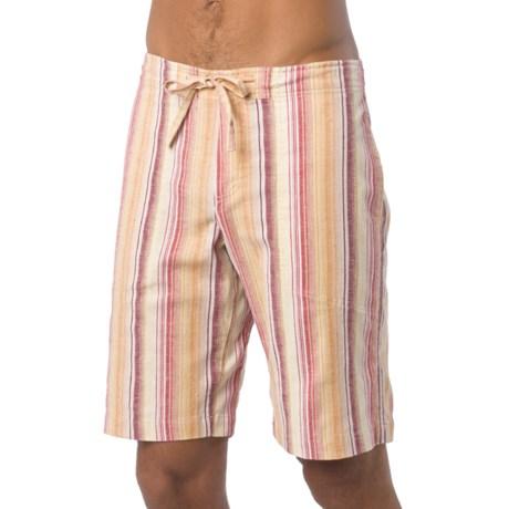 prAna Sutra Shorts - Hemp, Recycled Materials (For Men)