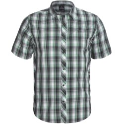 prAna Milo Shirt - Organic Cotton, Short Sleeve (For Men)