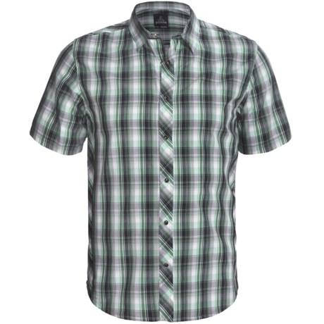 prAna Milo Shirt - Organic Cotton, Short Sleeve (For Men)