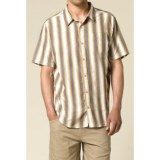 prAna Mambo Shirt - Cotton Dobby, Short Sleeve (For Men)